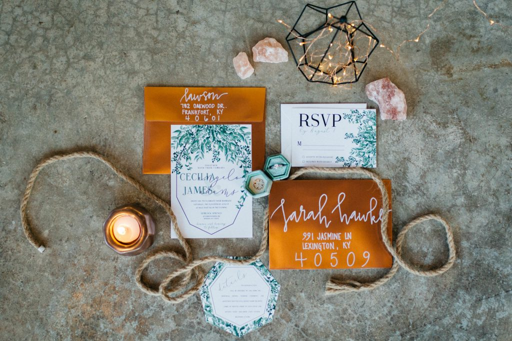 summer wedding in the red river gorge