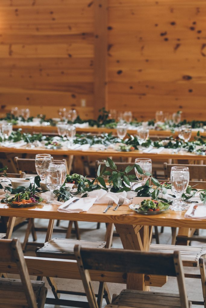 Whimsical woodland wedding venue in the Red River Gorge